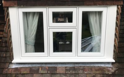 R9 Alternative to Timber PVCu Windows – Fetcham
