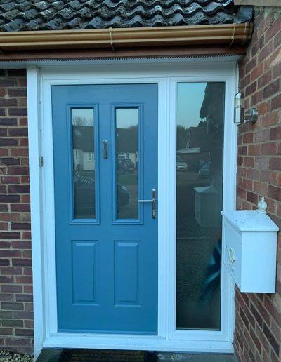 composite front door 10