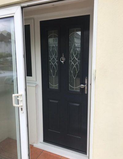 composite front door 16