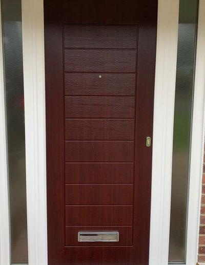 composite front door 20
