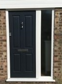 composite front door and side panel 2