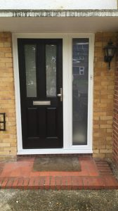 composite front door and side panel 3